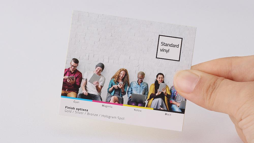 Standard Vinyl Stickers