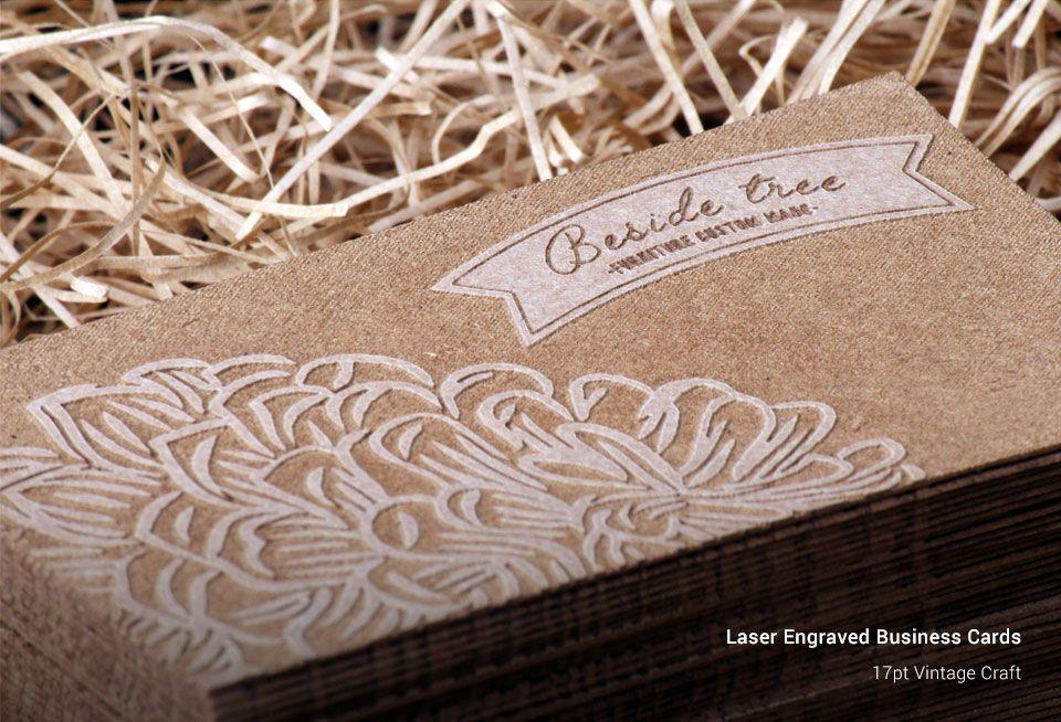 Laser engraved business cards allstickerprinting colourmoves