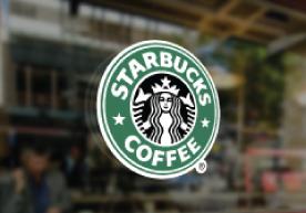 StarBucks Coffee Circle Custom Decals