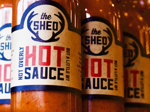 Hot Sauce Labels