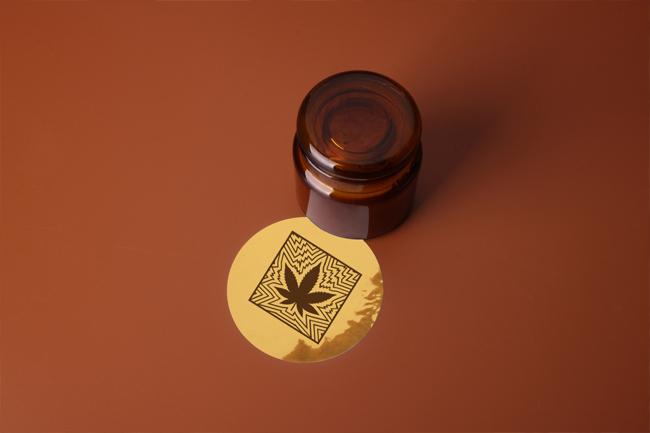 gold-vinyl-hemp-custom-art-stickers