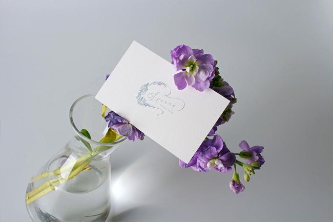typographic-custom-business-cards