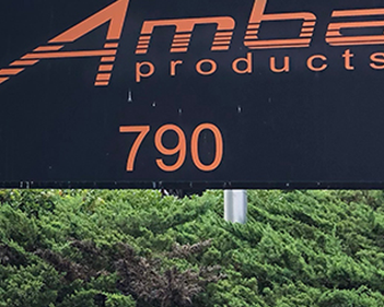 Learn how stickers help brand and package Amba Products